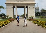 Accra city tour, experiencing the history, markets, monuments local flavors.