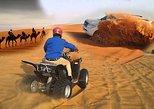 Dubai: Evening Desert Safari + 30 Mins Quad Bike, Dune Bashing & BBQ Dinner
