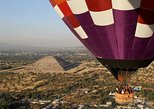 Teotihuacan Hot Air Balloon Ride with Optional Bike or Walking Tour