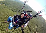 grow wings and go paragliding