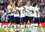 Tottenham Hotspur Football Match at White Hart Lane