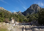 Roman city Uthina -Water temple Zaghouan-Thuburbo Majus