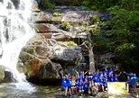Hidden Cascade Hike in Great Smoky Mountains from Gatlinburg