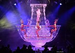 Cruise, dinner and cabaret show at Lido de Paris