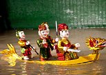 (Best) Water Puppet Show Ticket - Plus Free Tour for Hanoi (Optional)
