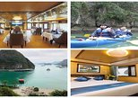 01 Night on Best Cruises: Kayaking,Cooking Class,Meals,Caves, Taichi and more