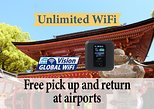 Unlimited WiFi in Japan pick up at Fukuoka Airport