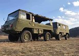 Extreme 4x4 adventure with military vehicles