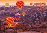 Cappadocia Fairy Chimneys Hot air balloon