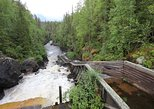 From Rovaniemi: Day Tour Hiking to Auttiköngäs Falls