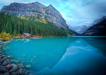 banff canada tours | mountain lakes and waterfalls day trip from banff