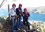 South America - Bolivia: Great Titicaca Lake and zip-line experience from La Paz