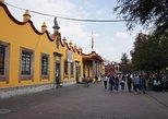 Coyoacan, Ciudad Universitaria, Xochimilco
