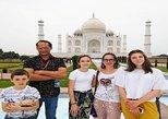 Taj Mahal Sunrise & Sunset Tour from Delhi