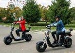 Bucharest electric city tour by Smart Balance