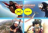 PARACAIDISMO - PARACHUTING - SKYDIVING (Directo) 299,99 USD Por Persona