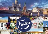 Helsinki PRIVATE City Tour by VIP car with guide and VISIT to FAZER museum