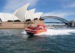Australia & Pacific - Australia: Sydney Harbour Jet Boat Thrill Ride: 30 Minutes