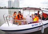 Morning Cu Chi Tunnels Luxurry Speedboat