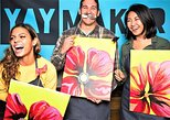 The Original Paint Nite Baltimore by Yaymaker