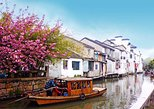 Flexible One Day Suzhou Private Tour with Lunch or Dinner