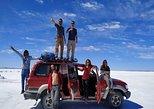 Bolivia Salt Flats 3 Days 2 Nights Private Tour