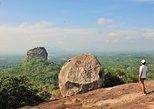 Picnic on Pidurangala Rock