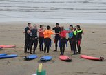 Strandhill Beach Yoga and Surf Lesson