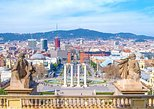 Private Barcelona Old Town & Sky Views:Montjuic Castle & Cable Car Half-Day Tour