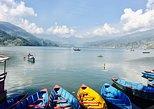 Asia - Nepal: Entire Pokhara City Tour by Sharing Bus.