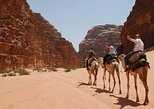 2 days 1 night in wadi rum including Dead Sea And Petra tour