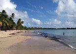 Salines Beach with a Rum-Distillery Stop
