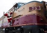 Napa Valley Wine Train Santa Experience