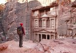 2 Day Tour Petra and Wadi Rum from The Dead Sea salt lake