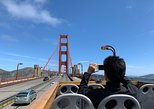 San Francisco City Highlights and Sausalito Tour including Golden Gate Bridge