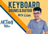 Keyboard, Drums, Guitar Lessons with Lian Dajao