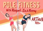Pole Fitness with Raquel, Zu, and Romy