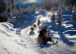 Bansko: Snowmobile adventure