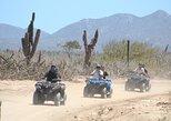 Mexico - Baja California Sur: Cabo Original Real Baja Tour (Double ATV)