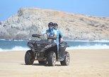 Mexico - Baja California Sur: Cabo Migrino Beach & Desert Tour (Double ATV)