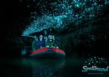 Waitomo Spellbound Glowworm and Cave Tour Full Day from/to Rotorua