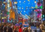 London Christmas Lights Walking tour for Kids and Families