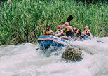 white water rafting monkey cave, ziplining and more