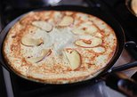 Dutch pancake cooking class and lunch for private groups