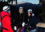 2 Hour Late Afternoon Winter Zipline Adventure