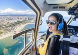 360º Barcelona SkyWalk: Old Town Walking, Helicopter flight & Sailing