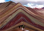 Vinicunca by helicopter