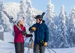 ski across the magnificent grouse mountain