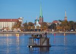 Riga Floating Sauna and a Hot Tub
