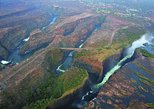 Helicopter Flight Of Angels - Above The Majestic Victoria Falls